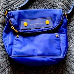 Marc By Marc Jacobs Bright Blue Bag